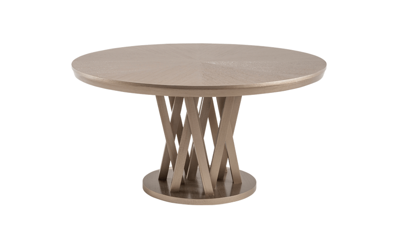 CARAMELO ROUND DINING TABLE 750