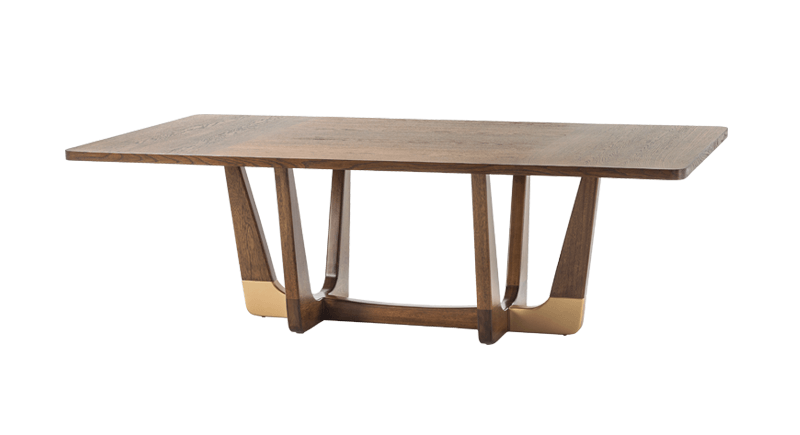 RUMBA DINING TABLE 100