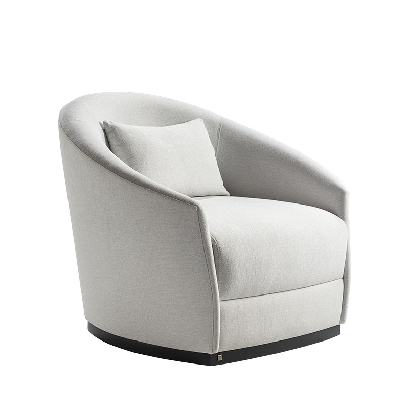 RUMBA UPHOLSTERED CHAIR 201 (SWIVEL)