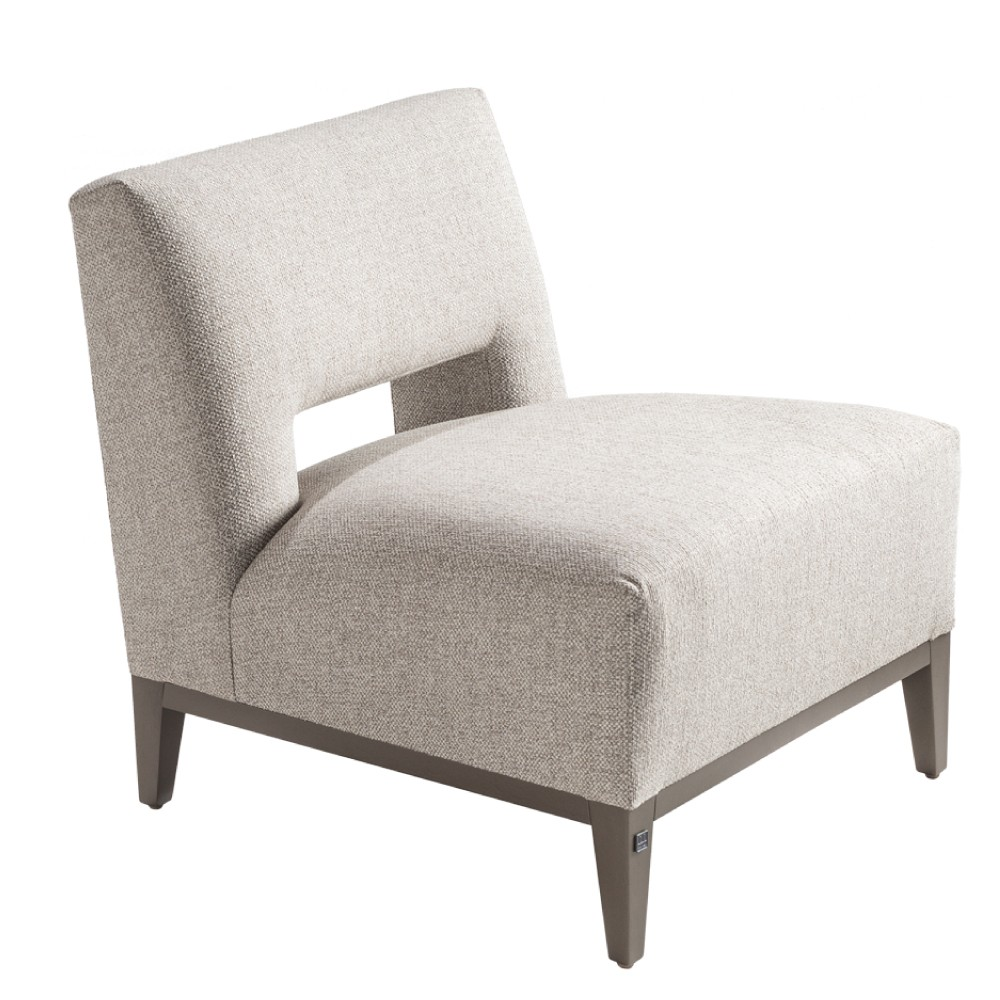 H UPHOLSTERED CHAIR 100
