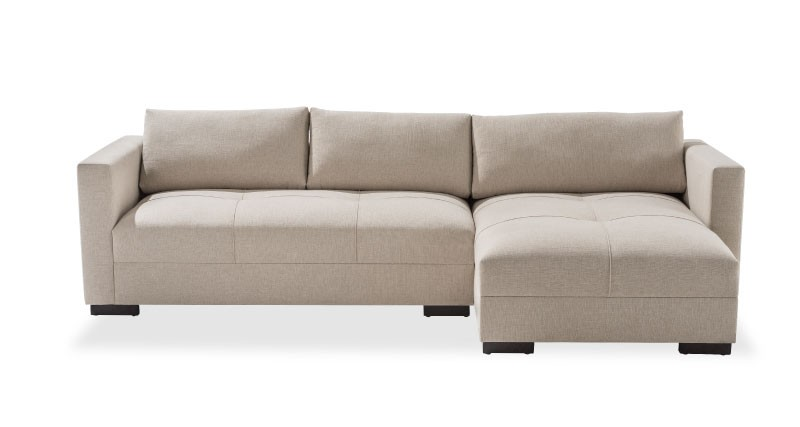 H LEFT/RIGHT 2 SEAT + CHAISE LOUNGE LEFT/RIGHT ARM 210