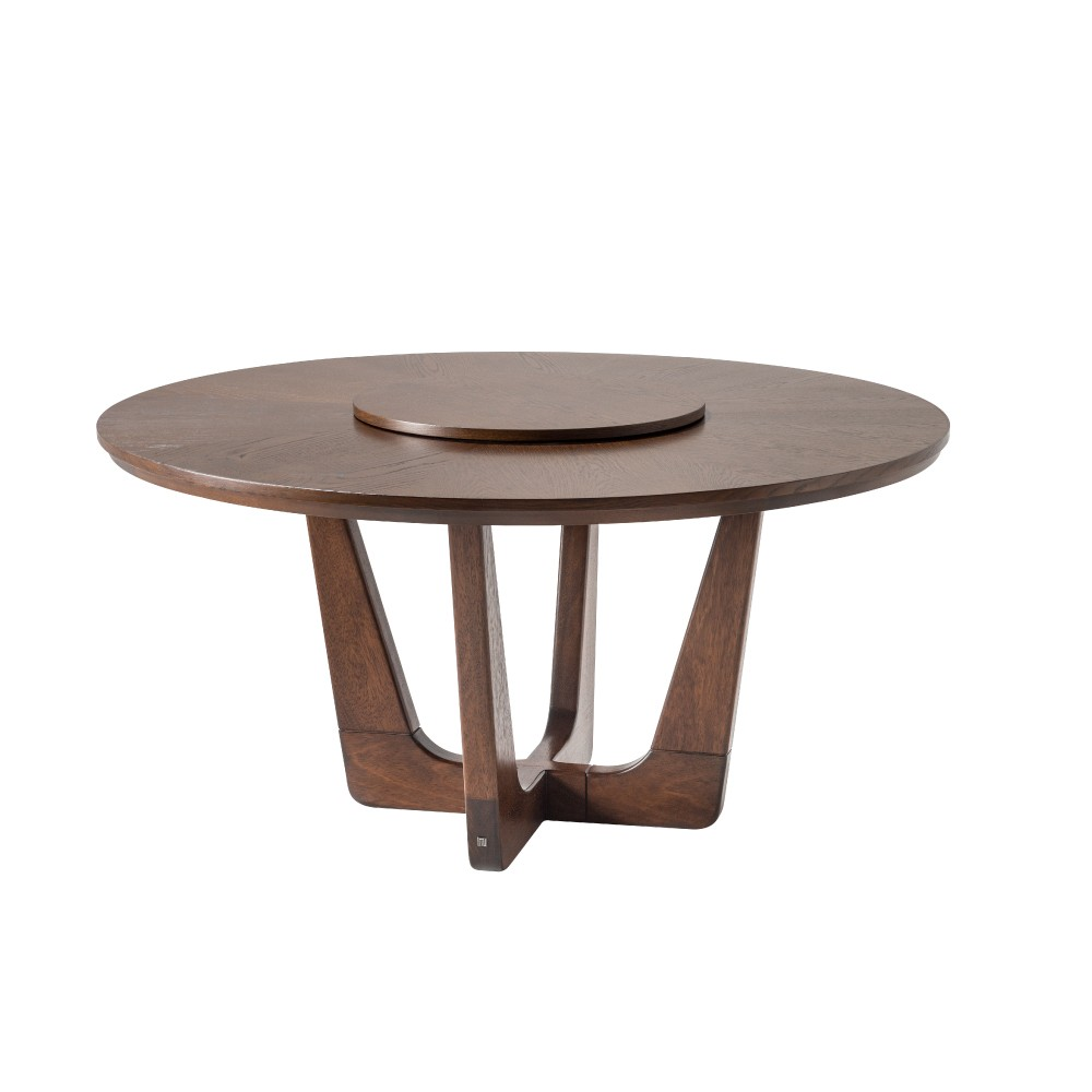 RUMBA DINING TABLE 200 (LAZY SUSAN)