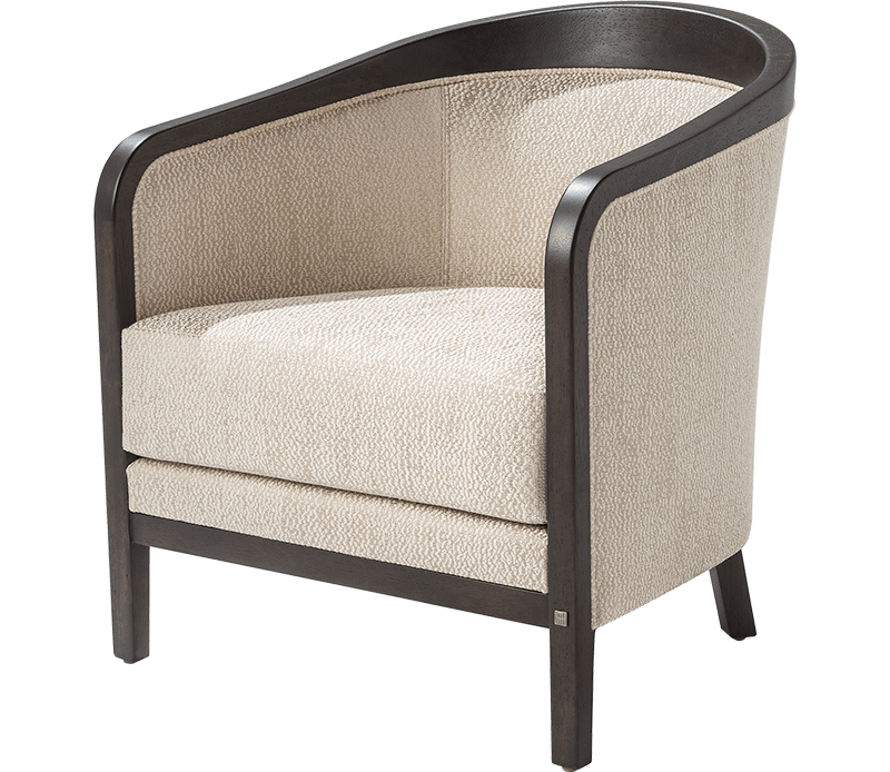 GALAPAGOS UPHOLSTERED CHAIR 200