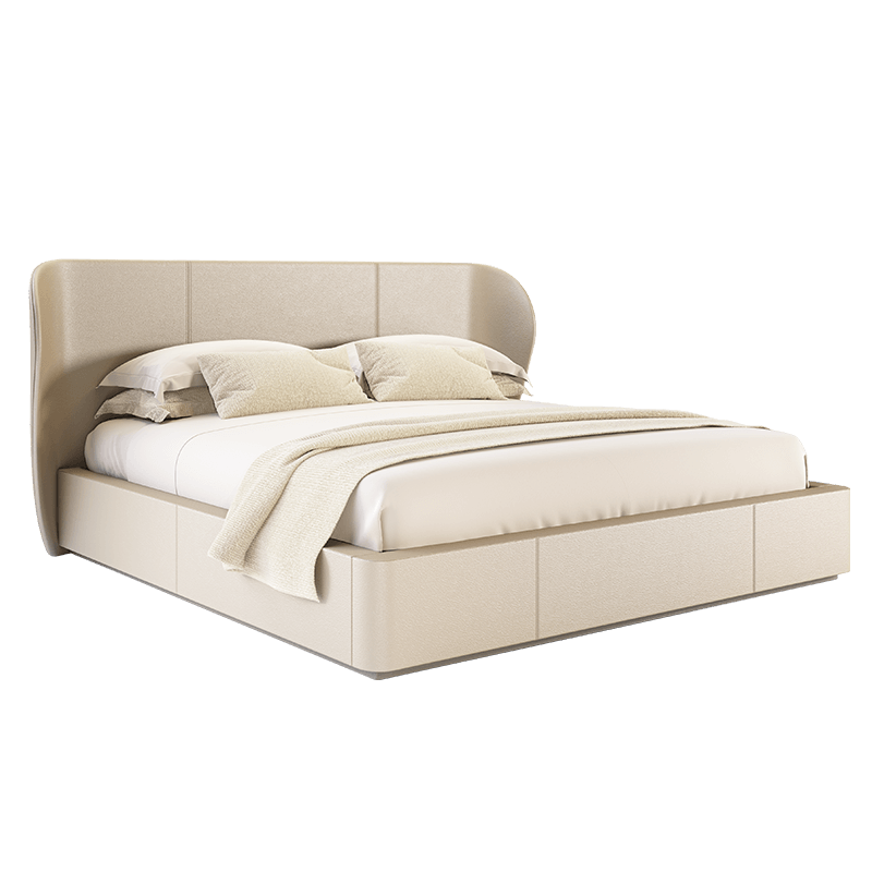 GALAPAGOS UPHOLSTERED KING/QUEEN BED 101/102