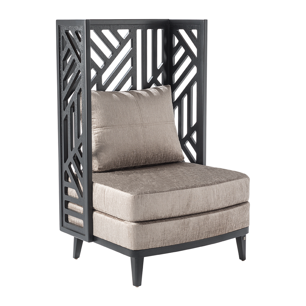 RUMBA ICONIC UPHOLSTERED CHAIR 500