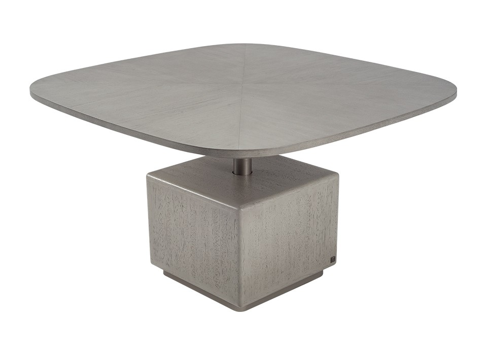 GEM COCKTAIL TABLE 100 (WOOD TOP)