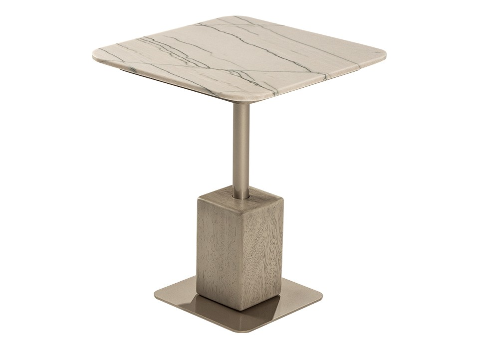 GEM END TABLE 101 (STONE TOP)