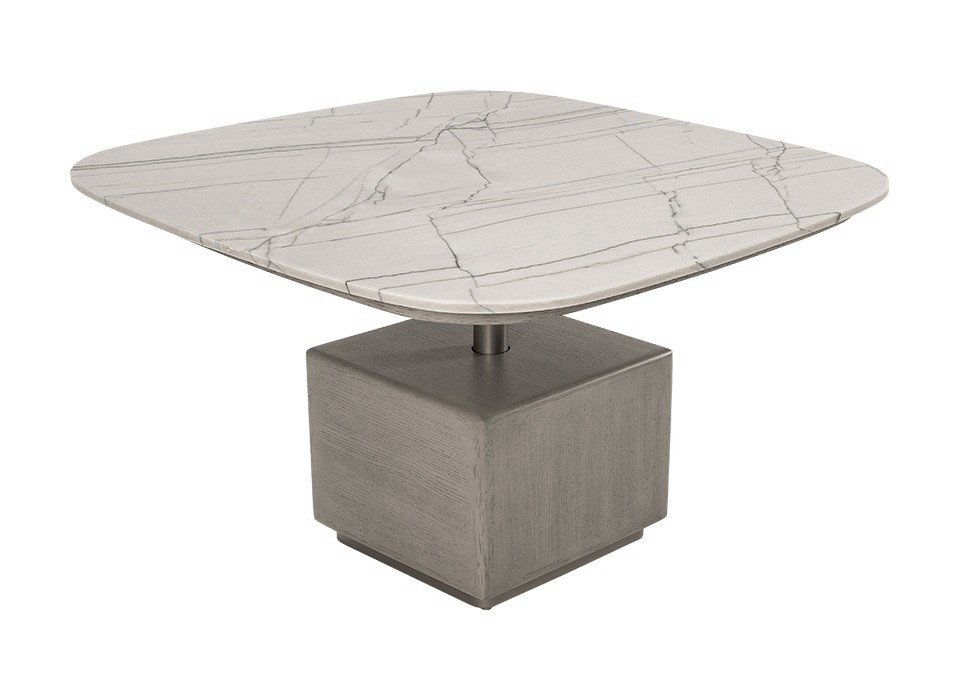 GEM COCKTAIL TABLE 101(STONE TOP)