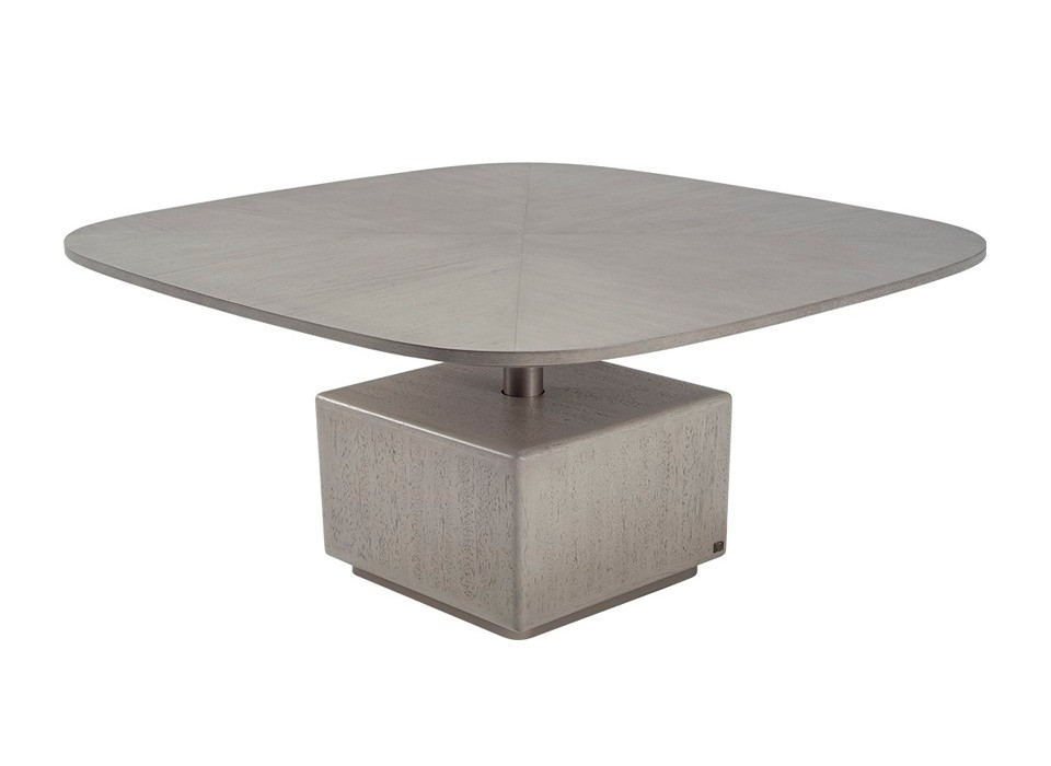 GEM COCKTAIL TABLE 110 (WOOD TOP)