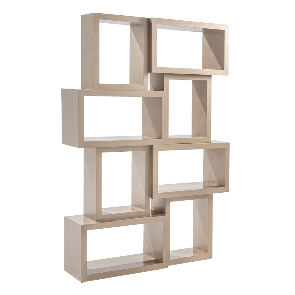 CAFE BOOKCASE 400 (2 PIECES)