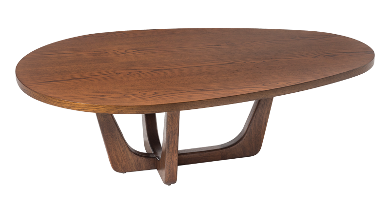 RUMBA COCKTAIL TABLE 200(FRENCK OAK TOP)