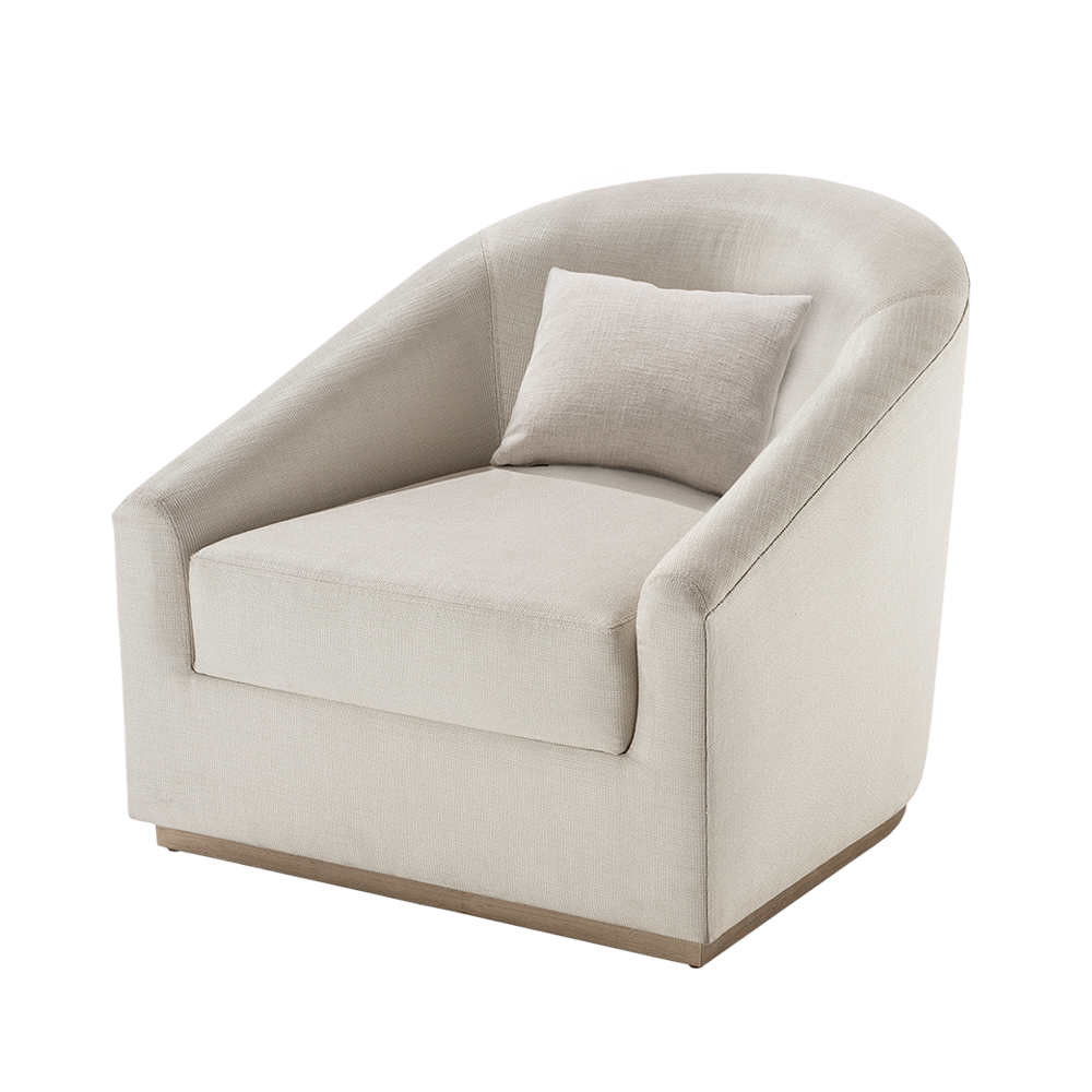 BOLERO UPHOLSTERED CHAIR 110/111