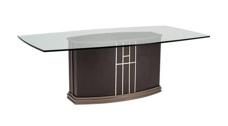 BOLERO DINING TABLE BASE 110