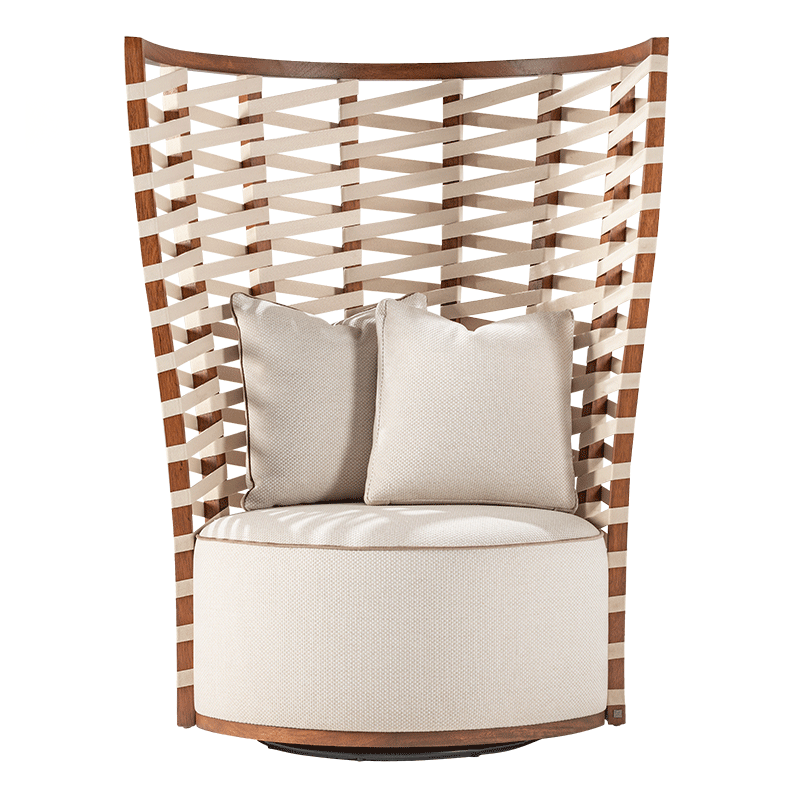 GALAPAGOS ICONIC UPHOLSTERED CHAIR